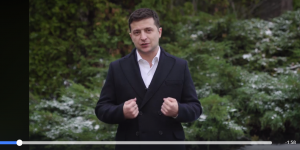 Зеленский, видео, обращение, украинцы, экономика, переселенцы