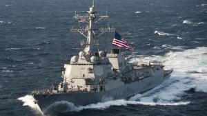 США, Россия, политика, армия, флот, тихий океан, ВМС, эсминец