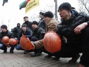 Профсоюзы, рабочие, Украина, забастовки, страйки, задолженность, зарплата, Демчишин, общество, политика