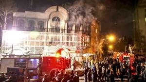мир, Саудовская Аравия, политика, общество, протест, шииты, Иран, посольство, погром, терроризм, дипломатия