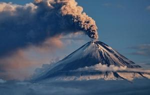 япония, фукосима, вулка, извержение, эвакуация