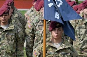 сша, армия, военные, десантники, яворовский полигон, казармы, омлет