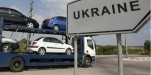 украина, авто, ес, запрет
