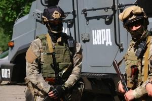 Украина, СБУ, Полиция, Задержание, Преступная группировка, Чечня, Дагестан, Оружие