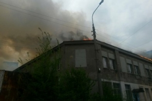 мариуполь, общество, происшествия, восток украины, пожар