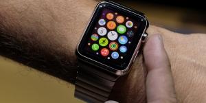 Apple Watch, часы