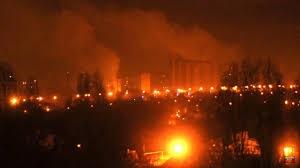 взрыв, донецк, днр, пушилин, соцсети, донбасс, террористы, россия, война на донбассе