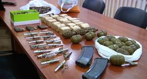 наркотики, боеприпасы, правоохранители, СБУ, МВД, задержание