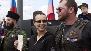 ЛНР, восток Украины, Донбасс, Россия, армия, Чичерина, шоу-бизнес