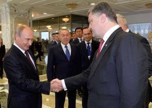Путин, Порошенко, Украина, восток, кровопролитие