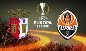 Украина, футбол, Лига чемпионов, Шахтер, Лига Европы, Брага