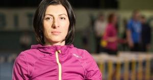 Россия, Легкая атлетика, Спорт, Серебряная медаль, Ирина Лищинская