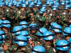 ООН ,отправка, миротворцы, отправка, Донбасс