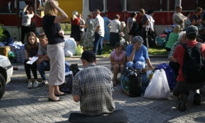 переселенцы, беженцы, беларусь, россия, миграционная служба, мвд, украинцы