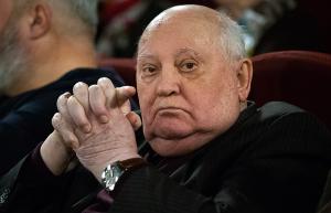Горбачев, генсек, СССР, Советский Союз, развал СССР, ГКЧП, путч, Россия, фото
