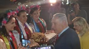 Сара Нетаниягу, скандал, Киев, Украина, Израиль, Скандал, Аэропорт, Самолет, Сара Нетаньяху, Традицию.