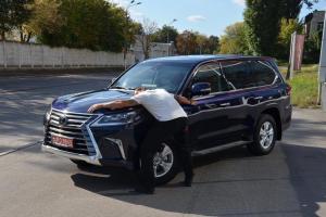 Украина, Бокс, Боксер, Машина, Lexus LX, Александр Усик, Усик.