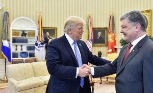 Петр Порошенко, Поставки угля, США, Дональд Трамп, Договоренности, Российская агрессия, Шантаж, Энергетика