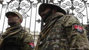 правый сектор, политика, армия украины, протест, харьков