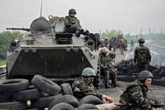 АТО, ДНР, позиции, штаб, обстрелы, аэропорт, поселки