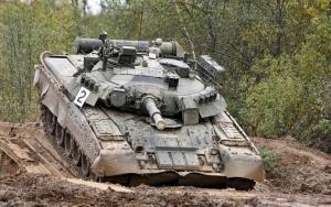 новосибирск, россия, происшествия, танк, грязь, дорога