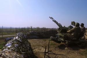 новости, ВСУ, армия Украины, ООС, АТО, противовоздушная оборона, учения, кадры, видео