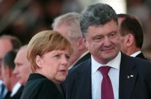 ангела меркель, германия, евросоюз, петр порошенко, украина, юго-восток украины, заседание Европейского совета