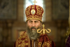 Православная церковь МП, Митрополит Онуфрий, АТО, Восточная Украина, ЛНР, ДНР