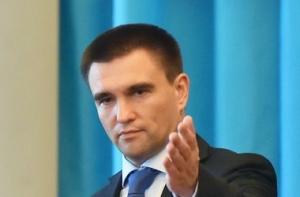 новости украины, мид украины, павел климкин, новости донбасса, минские переговоры, ато, перемирие в донбассе