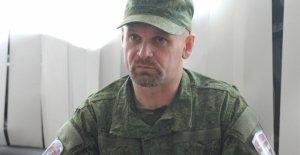 ДНР, ЛНР, митинг, Москва, Мозговой
