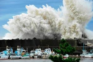 природные катастрофы, тайфун коппу, филиппины, общество, эвакуация