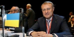 новости Украины, суркис, уефа, спорт