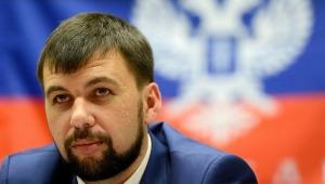 пушилин, переговоры в минске, днр, лнр, донбасс, новости украины, восток украины