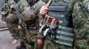 авдеевка, полиция Украины, спецгруппа полиции, патрулирование авдеевки, общество, Украина