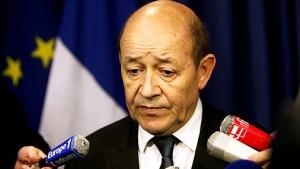 мид франции, израиль, армия израиля, сектор газа, военные действия, политика, общество, Жан-Ив Ле Дриан