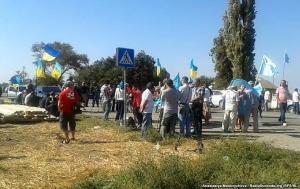 Крым, продовольственная блокада, Херсон, Украина
