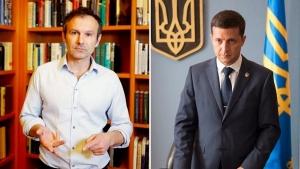 Украина, Выборы, Президент, Вакарчук, Зеленский, Друзенко.