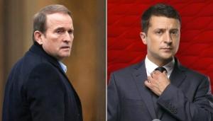 Украина, политика, выборы, зеленский, рада, медведчук, россия