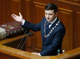 Украина, политика, зеленский, президент, роспуск, рада,  богдан, россия