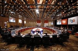 G20, саммит, коммюнике, инвистиции, торговля, эбола
