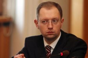 Арсений Яценюк, Верховная Рада, Петр Порошенко, коалиция