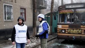 ОБСЕ, режим прекращения огня, инцидент, бои, минские соглашения
