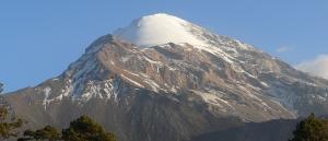 святилище, вулкан, мексика, наука, природные катастрофы, древний храм, Орисаба, археология
