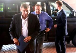 александр захарченко, игорь плотницкий, лнр, днр, переговоры в минске, политика, общество, донбасс