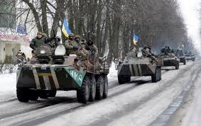 Углегорск, бойцы, выведены, АТО, Донбасс, ДНР, обстрелы