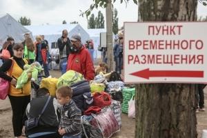 оон, беженцы, донбасс, луганск, донецк, уильям спиндлер