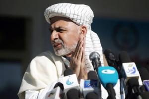 выборы президента афганистана, Ашраф Гани Ахмадзай, Абдулла Абдулла, афганистан