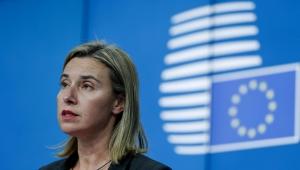 могерини, евросоюз, восток украины, политика, донбасс, переговоры в минске