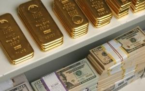 нбу, золотовалютные резервы, сокращение