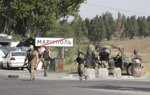 мариуполь, оборона, оборонительные рубежи, семенченко, всу, конфликт, донбасс, украина, новости, финальная стадия, сектор м, горбунов
